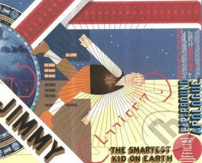 Jonathan Cape Jimmy Corrigan: The Smartest Kid on Earth - Chris Ware cena od 523 Kč