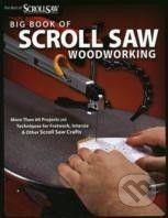 Fox Chapel Big Book of Scroll Saw Woodworking - cena od 783 Kč