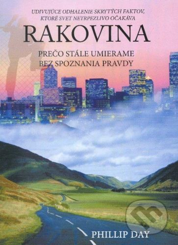 XXL obrazek Credence Publications Rakovina - Phillip Day