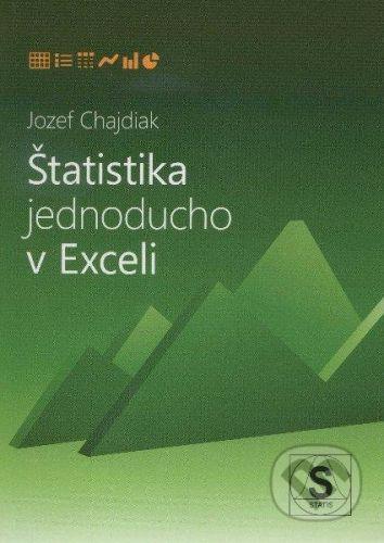 Statis Štatistika jednoducho v Exceli - Jozef Chajdiak cena od 202 Kč