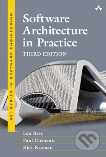 Pearson Software Architecture in Practice - Len Bass cena od 2233 Kč