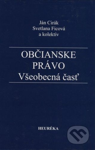 Heuréka Občianske právo - cena od 199 Kč