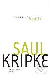 Oxford University Press Philosophical Troubles - Saul A. Kripke cena od 920 Kč