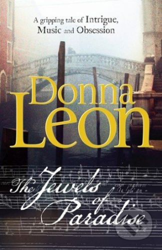 Arrow Books The Jewels of Paradise - Donna Leon cena od 297 Kč