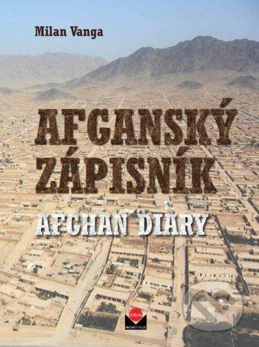 Magnet Press Afganský zápisník - Milan Vanga cena od 466 Kč