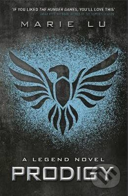 Penguin Books Prodigy - Marie Lu cena od 259 Kč