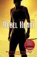 Scholastic Rebel Heart - Moira Young cena od 323 Kč