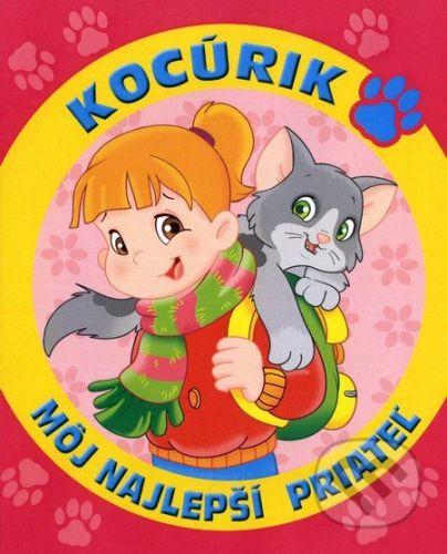Fortuna Libri Môj najlepší priateľ: Kocúrik - Monica Pierrazziová Mitriová cena od 101 Kč