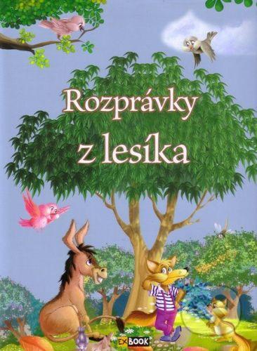 EX book Rozprávky z lesíka - cena od 195 Kč