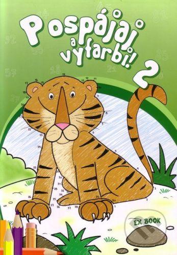 EX book Pospájaj a vyrabi ! 2 - cena od 52 Kč