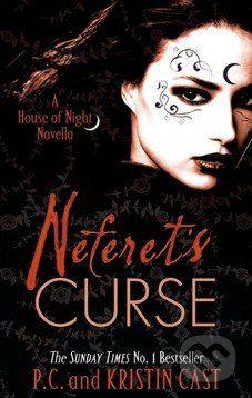Atom Neferet's Curse - P.C. Cast, Kristin Cast cena od 177 Kč