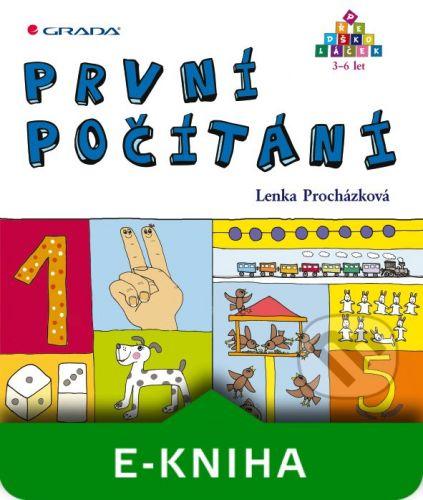 Grada První počítání - Lenka Procházková cena od 5 Kč