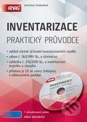 Jaroslava Svobodová: Inventarizace praktický průvodce + CD cena od 0 Kč