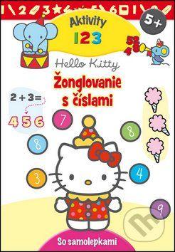 Egmont Hello Kitty: Žonglovanie s číslami - cena od 0 Kč