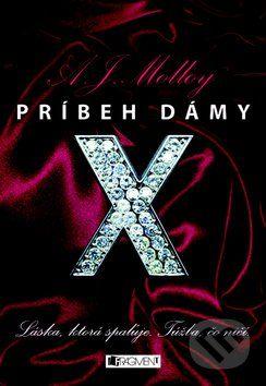 A.J. Molloy: Príbeh dámy X cena od 202 Kč