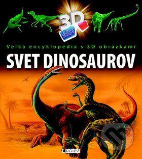 Vydavateľstvo Fragment Svet dinosaurov - cena od 234 Kč