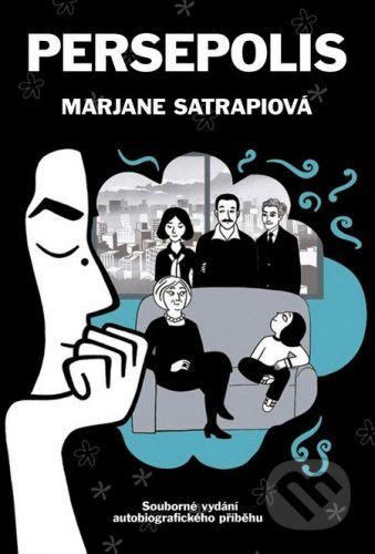 Marjane Satrapi: Persepolis - komiks cena od 408 Kč