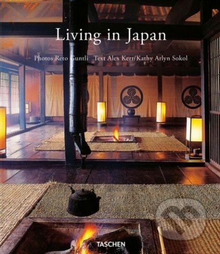 Taschen Living in Japan - Alex Kerr, Kathy Arlyn Sokol cena od 295 Kč