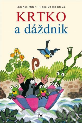 Albatros Krtko a dáždnik - Zdeněk Miler, Hana Doskočilová cena od 170 Kč