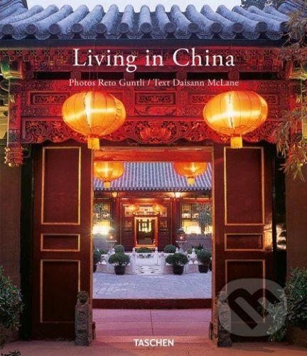 Taschen Living in China - Daisann McLane cena od 268 Kč