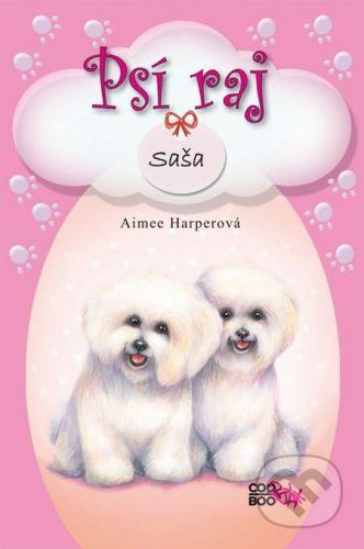 CooBoo Psí raj: Saša - Aimee Harperová cena od 128 Kč