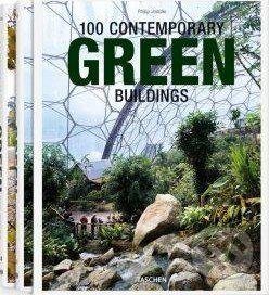 Taschen 100 Contemporary Green Buildings - Philip Jodidio cena od 1212 Kč