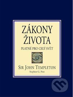 John Templeton: Zákony života platné pro celý svět cena od 211 Kč