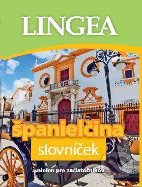 Lingea Slovníček španielčina - cena od 132 Kč