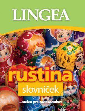 LINGEA - Ruština slovníček cena od 135 Kč