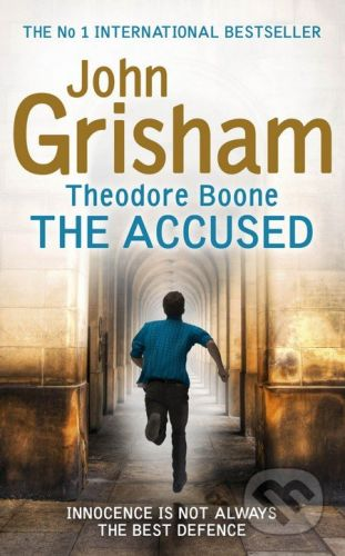 XXL obrazek Grisham John: Theodore Boone: The Accused