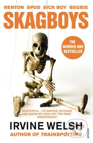 Vintage Skagboys - Irvine Welsch cena od 234 Kč