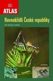Petr Kočárek: Rovnokřídlí České republiky cena od 235 Kč