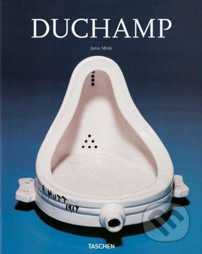 Janis Mink: Duchamp cena od 263 Kč