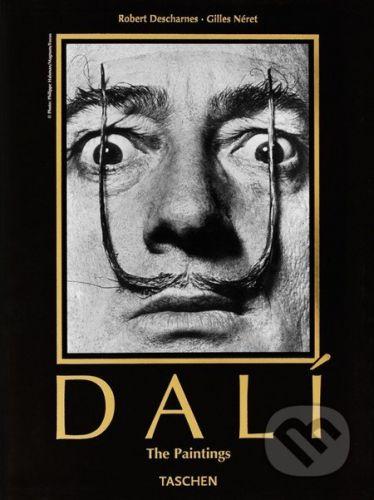 Gilles Néret, Robert Descharnes: Dalí The Paintings cena od 410 Kč