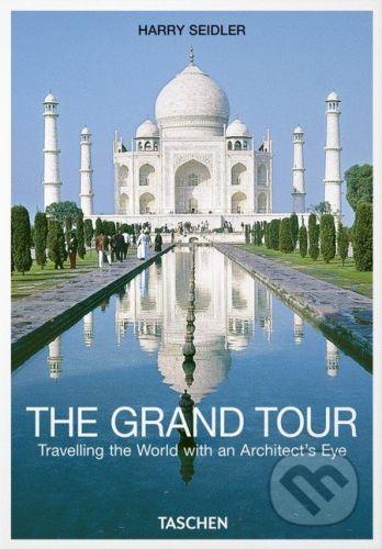 Taschen The Grand Tour - Harry Seidler cena od 382 Kč