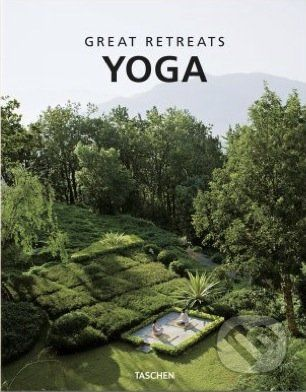 Taschen Great Yoga Retreats - Kristin Rübesamen cena od 437 Kč