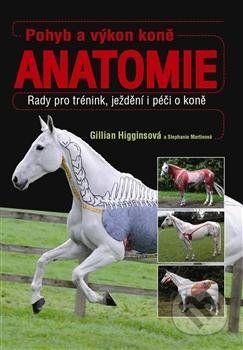 Gillian Higgins, Stephanie Martin: Pohyb a výkon koně - Anatomie cena od 289 Kč