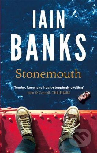 Abacus Stonemouth - Iain Banks cena od 290 Kč