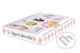 Libuše Vendlová, Hana Luhanová: Jógová abeceda - Hravé cviky ve tvaru písmen s popisem cvičení cena od 196 Kč