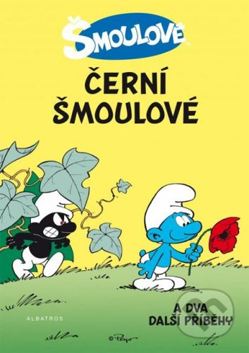 Peyo: Černí šmoulové – komiks cena od 101 Kč