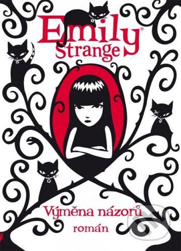 Rob Reger, Jessica Grunerová, Buzz Parker: Emily Strange - Výměna názorů cena od 182 Kč