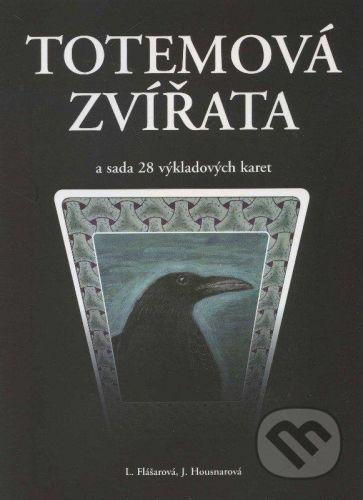 Totemová zvířata - Lenka Flášarová cena od 328 Kč