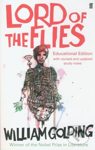 Faber and Faber Lord of the Flies - William Golding cena od 285 Kč