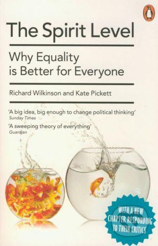 Penguin Books The Spirit Level - Richard Wilkinson, Kate Pickett cena od 255 Kč