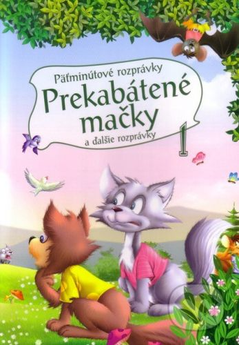 EX book Prekabátené mačky - cena od 30 Kč