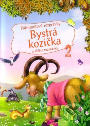 EX book Bystrá kozička - cena od 30 Kč