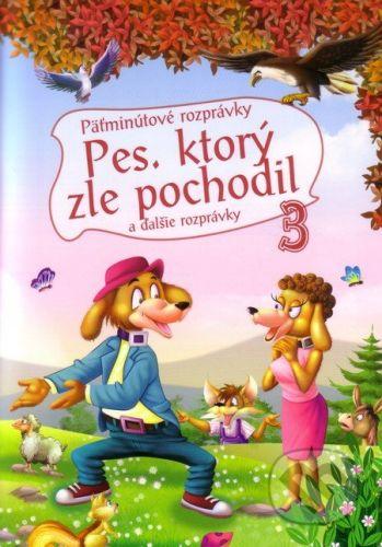 EX book Pes, ktorý zle pochodil - cena od 29 Kč