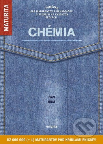 Enigma Chémia - Ivan Hnát cena od 178 Kč