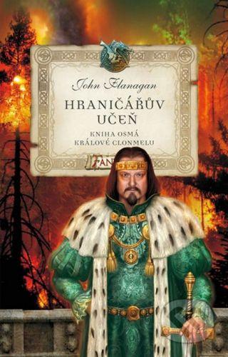 Flanagan John: Hraničářův učeň Králové Clonmelu cena od 243 Kč