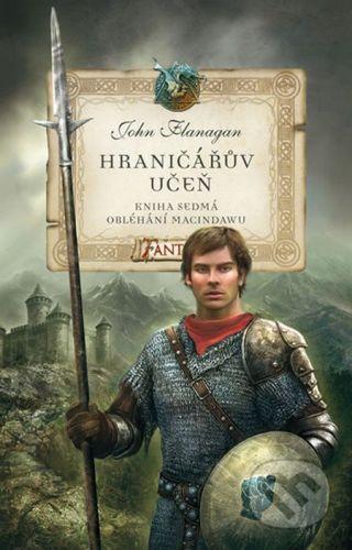 Flanagan John: Hraničářův učeň Obléhání Macindawu cena od 223 Kč